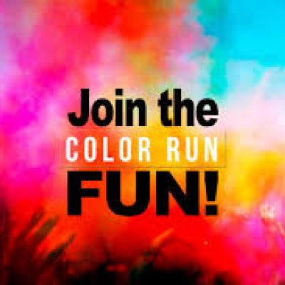 Veloselski trk 2017 - COLOR RUN